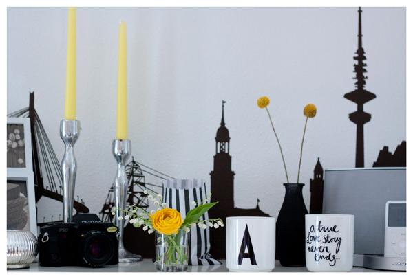 design : wohnzimmer weiß gelb ~ inspirierende bilder von ... - Wohnzimmer Gelb Schwarz