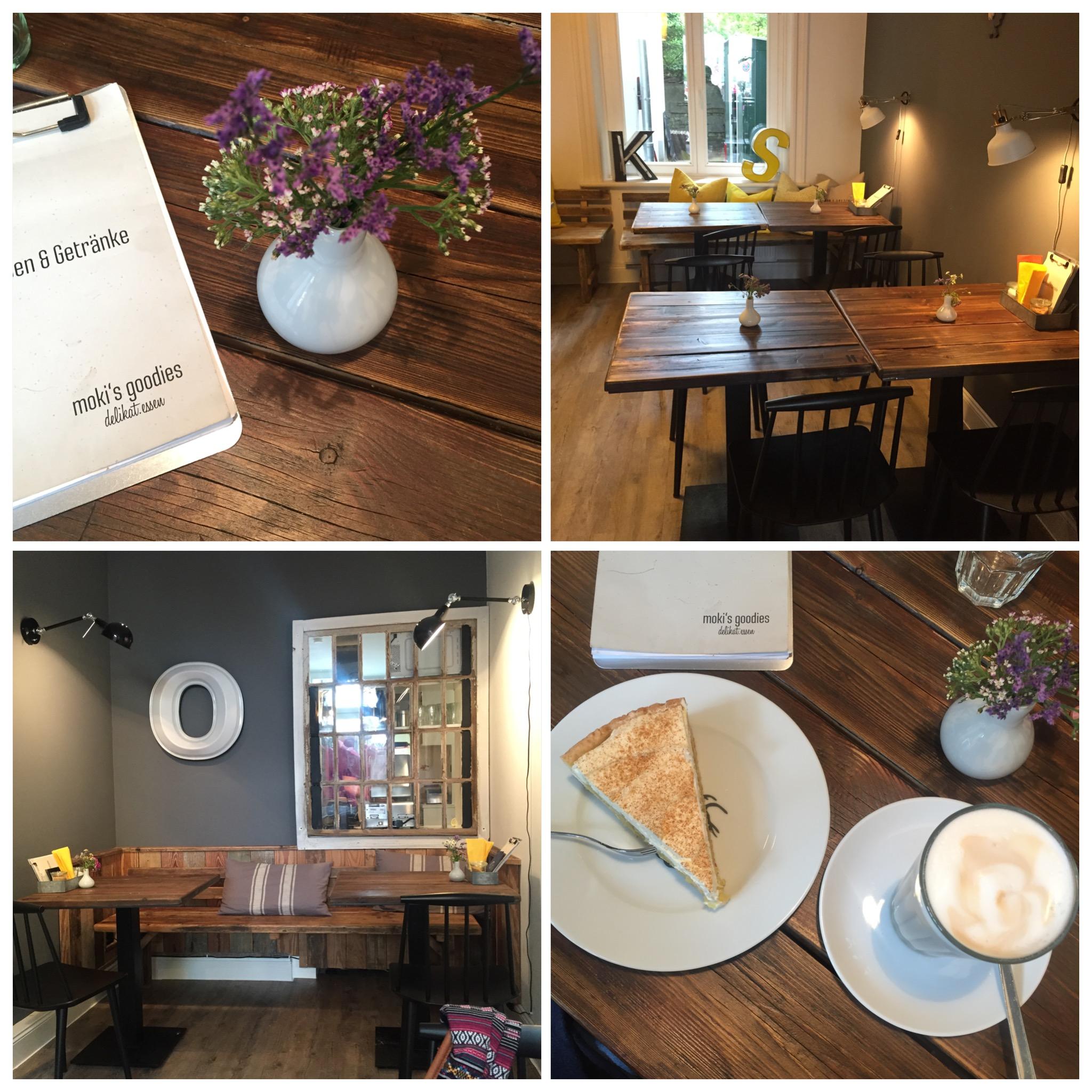 Collage Café moki's goodies