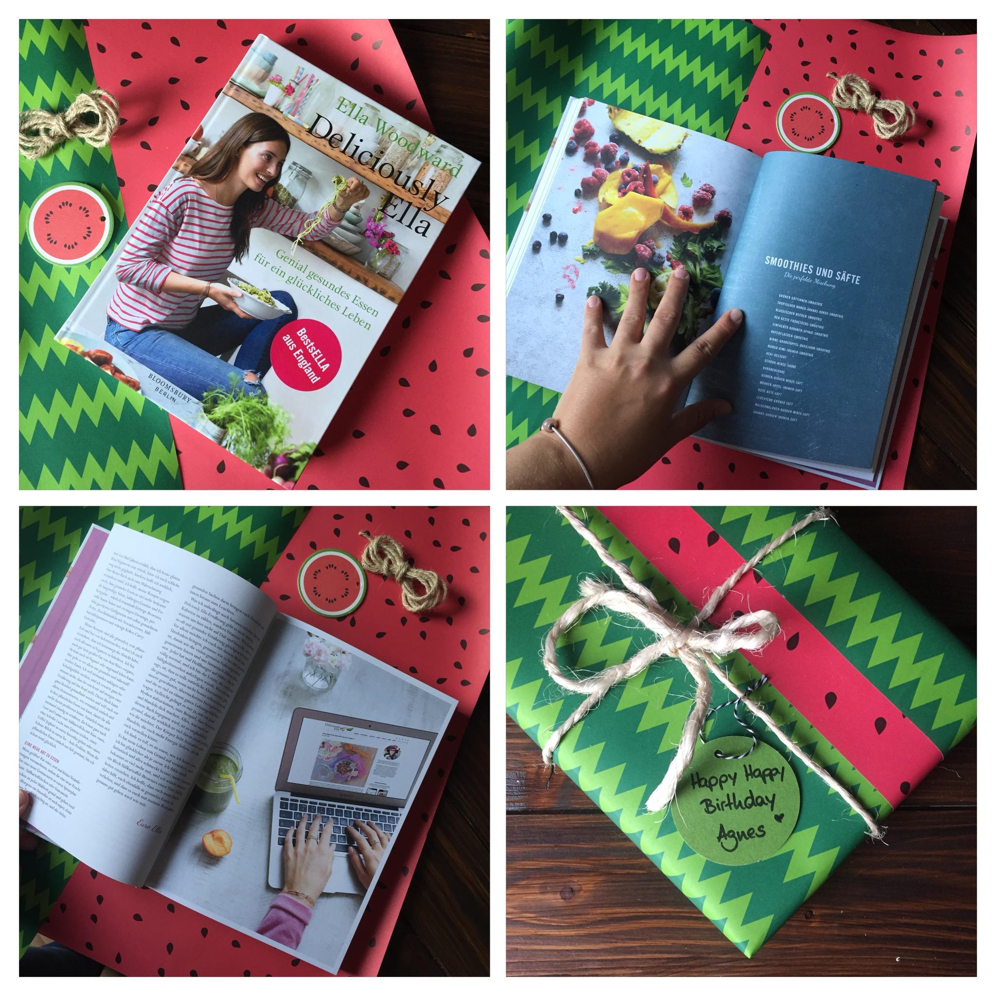 Collage Deliciously Ella