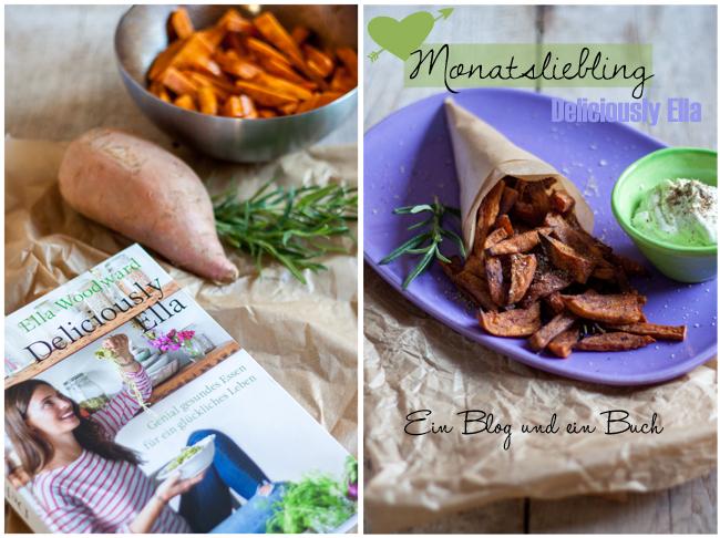 Monatsliebling DeliciouslyElla Süßkartoffelpommes