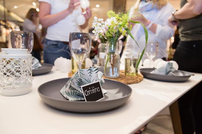 Ideen für die nächste Gartenparty - Prosecco- und Wasserbar &Tischdeko