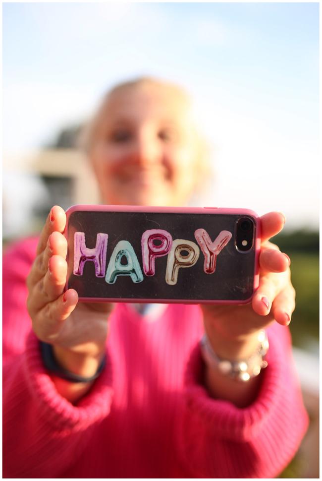 Schriftuug HAPPY