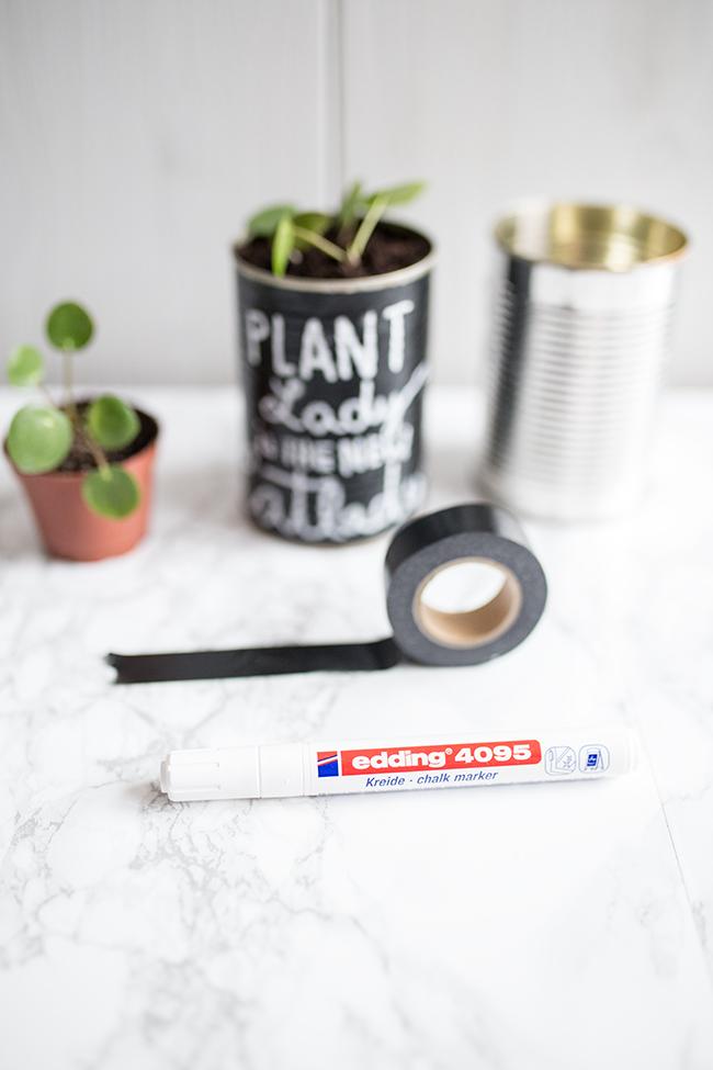 Edding Kreidemarker und Chalkboardtape