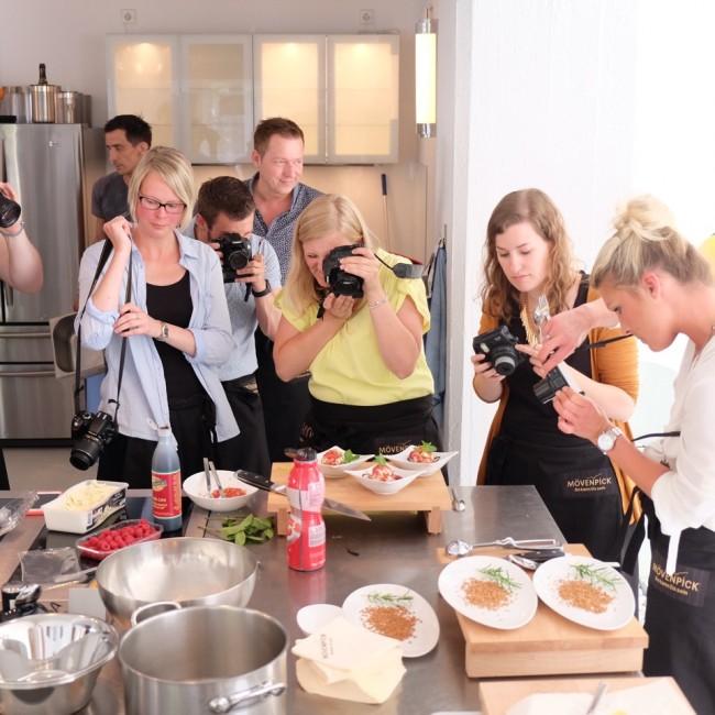 Foodblogger fotografieren essen