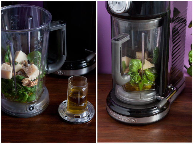KitchenAid Magneticdriveblender  PESTO