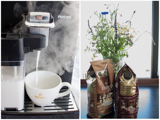 Philips Kaffeevollautomat Aromaverschluss