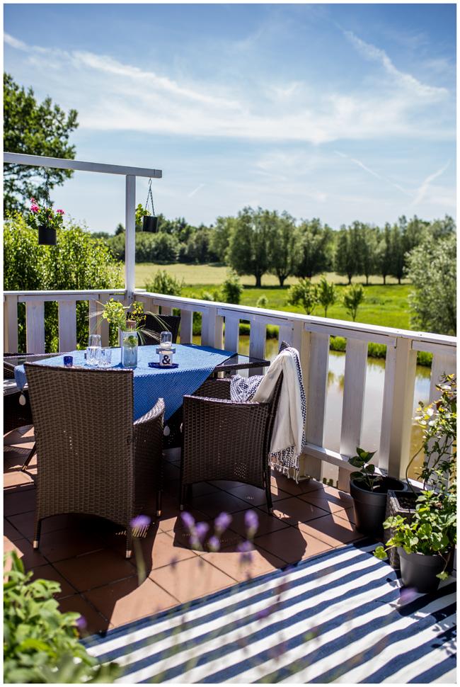 Sitzecke-Outdoor-Wohnzimmer