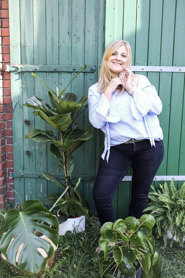 Zimmerpflanzen brauchen Liebe