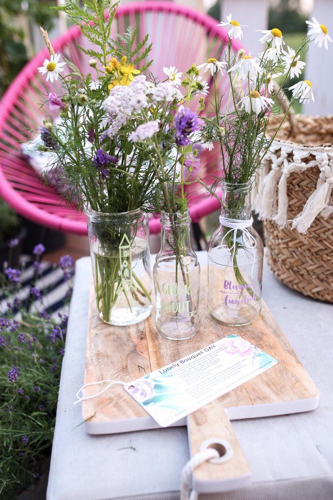 Lonely Bouquet Day - Wildblumensträuße