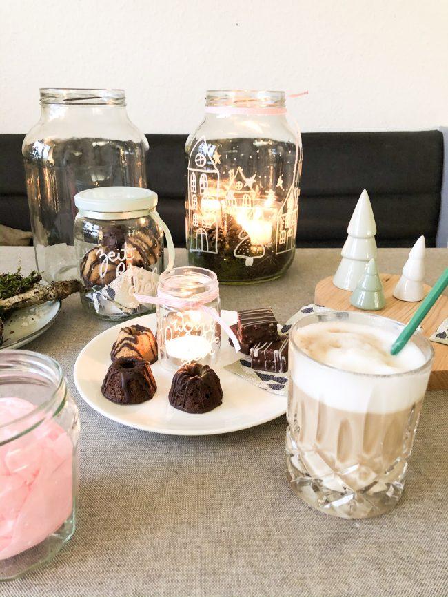 DIY Kerzengläser- Herbstlicher Wohlfühlmoment mit Dr.Oetker My Sweet Table
