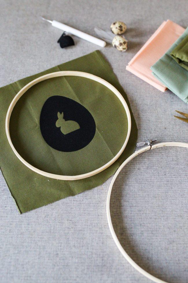DIY Stickrahmen gestalten mit dem Plotter
