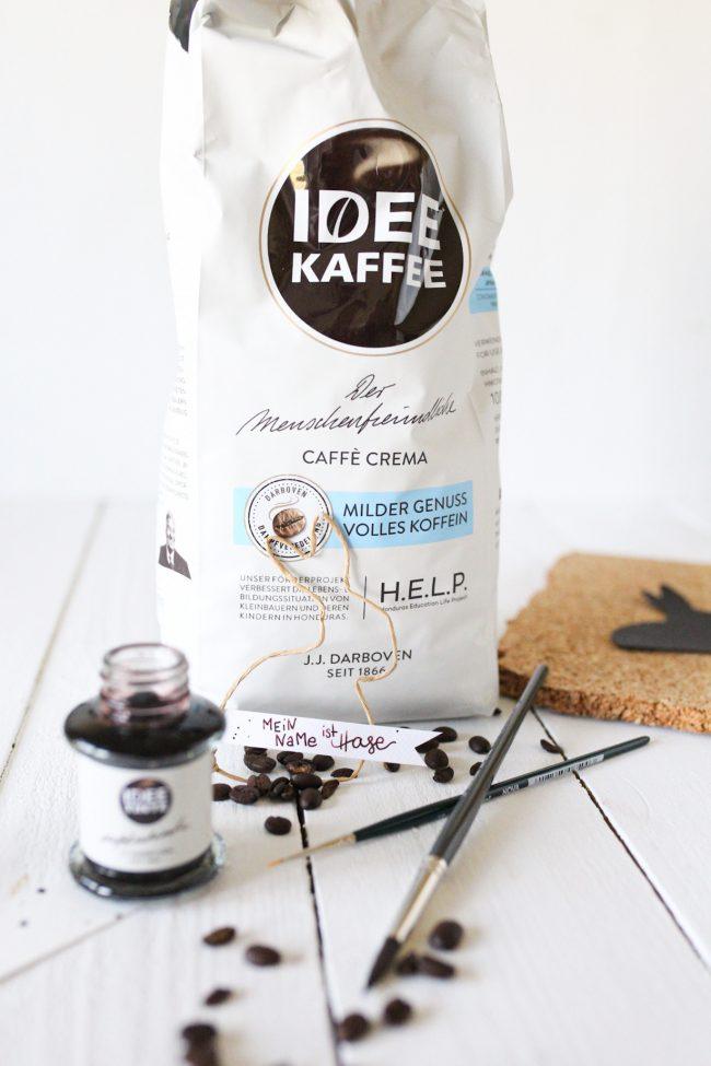 IDEE KAFFEE Kaffeetinte - IDEE KAFFEE CAFFÈ CREMA